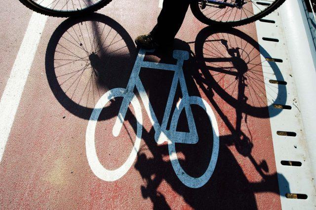 cyklostezka (ilustrační foto