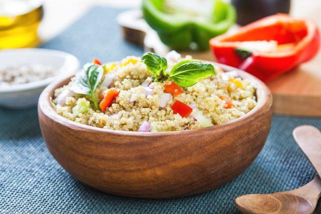 Quinoa  (ilustrační foto) | foto: Fotobanka Profimedia