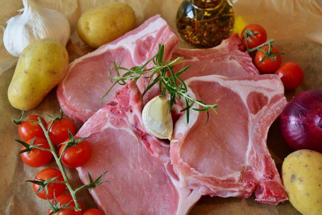 Vepřové maso (ilustrační foto)