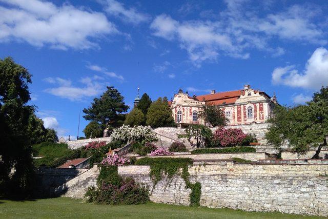 Státní zámek Stekník