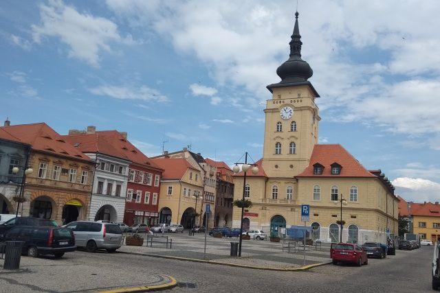 Město Žatec  (ilustr. obr.) | foto: Jana Vitásková,  Český rozhlas
