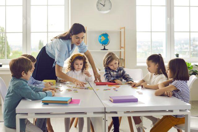 Škola | foto: Shutterstock
