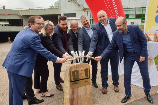 V Ústí nad Labem začala stavba budov pro dvě fakulty univerzity