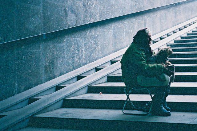 bez domova - bezdomovci