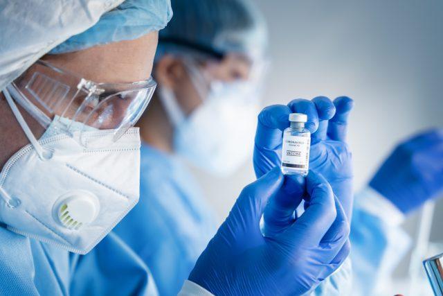 Vývoj vakcíny proti covidu-19, ilustrační foto
