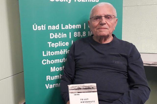 Ing. Jiří Svoboda, čestný občan obce Povrly