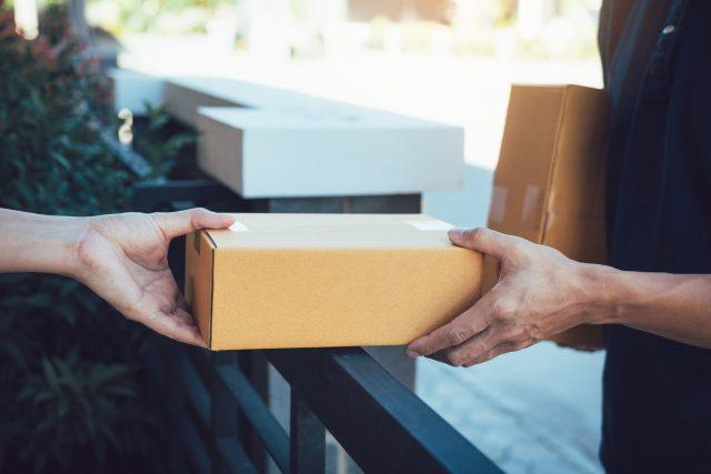 Doručování balíků (ilustrační foto)