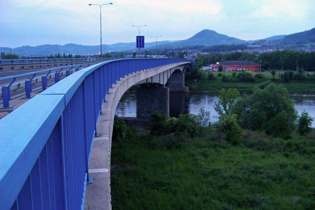 Děčín: Nový most přes Labe | foto:  ŠJů,  Wikimedia Commons,  Wikimedia Commons,  CC BY-SA 3.0