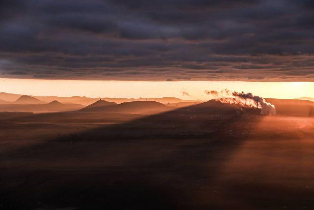 Vítězná fotografie ze soutěže po amatérské fotografy,  kterou vyhlásila Destinační agentura Krušné hory  | foto: Milan Vobořil