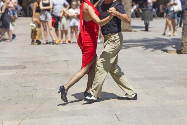 Tanec,  tango  (ilustrační fotografie) | foto: Profimedia