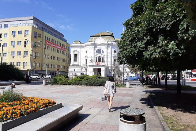 Severočeské divadlo Ústí nad Labem