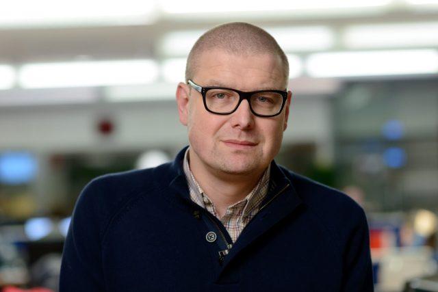 Jindřich Šídlo: I spolupracovník StB se může ve svobodné zemi stát předsedou vlády,  když si to lidé budou přát | foto: Khalil Baalbaki
