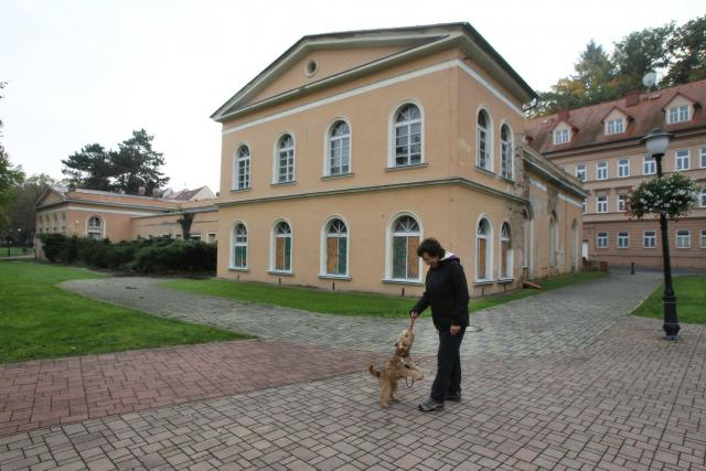 Bývalý ministr kultury Antonín Staněk (ČSSD) zrušil u Hadích lázní v Teplicích status kulturní památky
