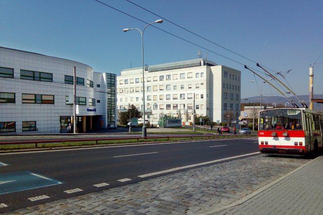 Masarykova nemocnice v Ústí nad Labem