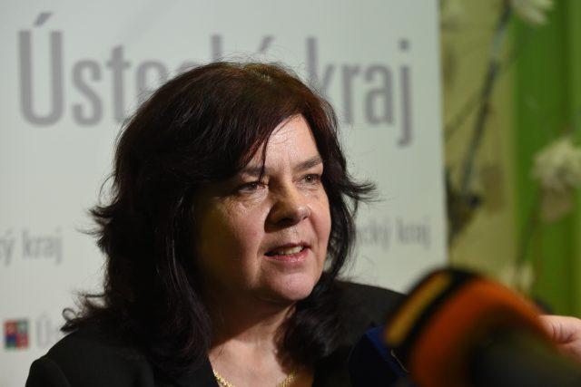 Lenka Šimůnková, ředitelka Krajské hygienické stanice Ústí nad Labem