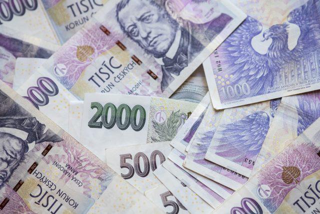 peníze,  ilustrační foto   foto: René Volfík,  iROZHLAS.cz