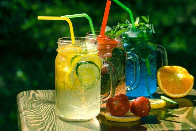 Limonáda (ilustrační foto)
